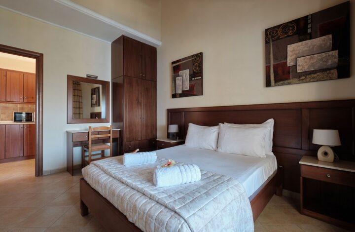 Квартира двухкомнатная 4 спальных места